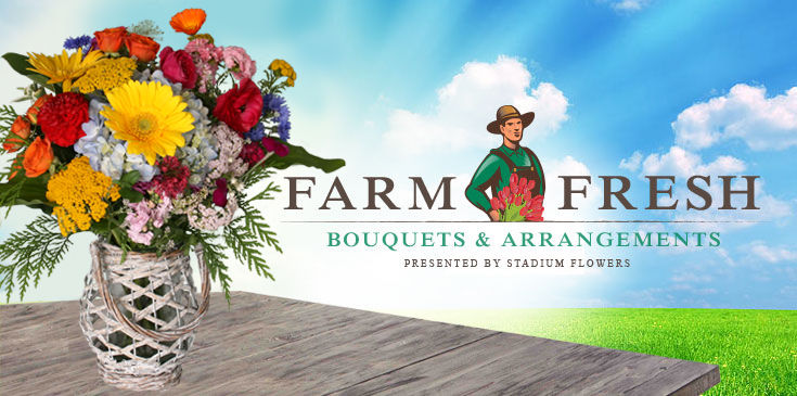 Farm Fresh bouquets from Whatcom County!
